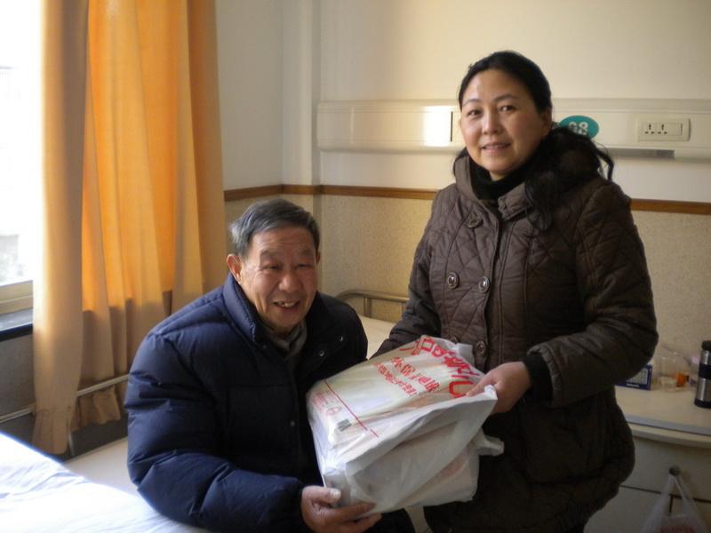 居民区党组织书记排头兵沈秋萍<br>推进民生工程,建设和谐社区